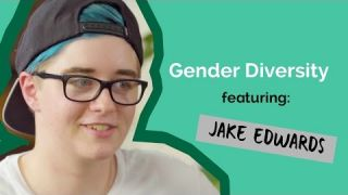 Gender Diversity ft Jake Edwards | Voice Box | Childline