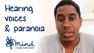Hearing voices, paranoia and schizophrenia | Miles' #mentalhealthselfie