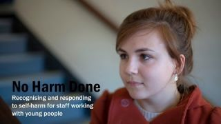 #NoHarmDone | Responding to Self-Harm | YoungMinds